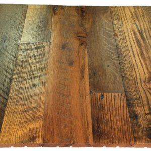Skip Planed Oak Flooring