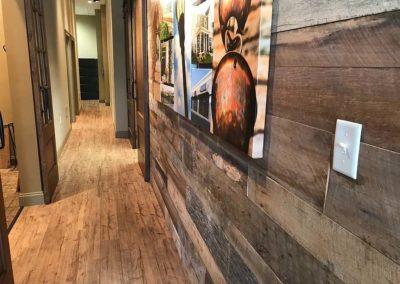 Flooring, Walls and Trim