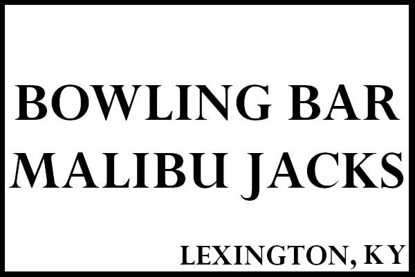 Bowling Bar Malibu Jacks