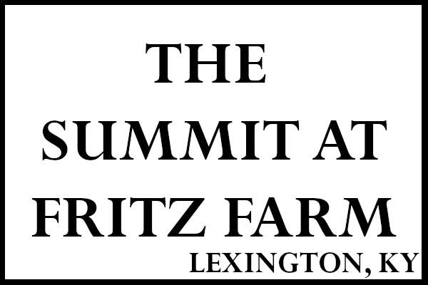 The Summit At Fritz Farm
